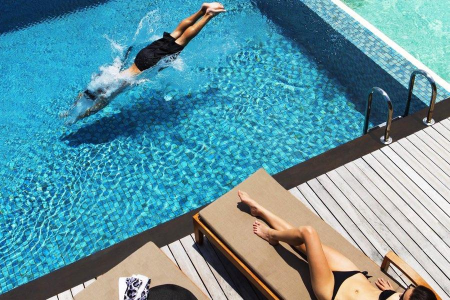 Resort Maldive The Residence water villa