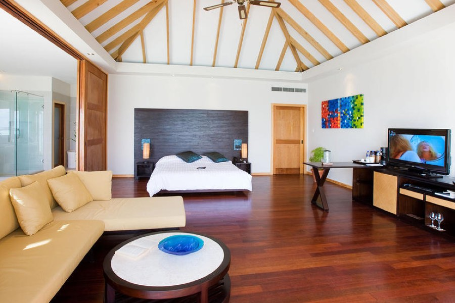 Resort Maldive Vakarufalhi water villa