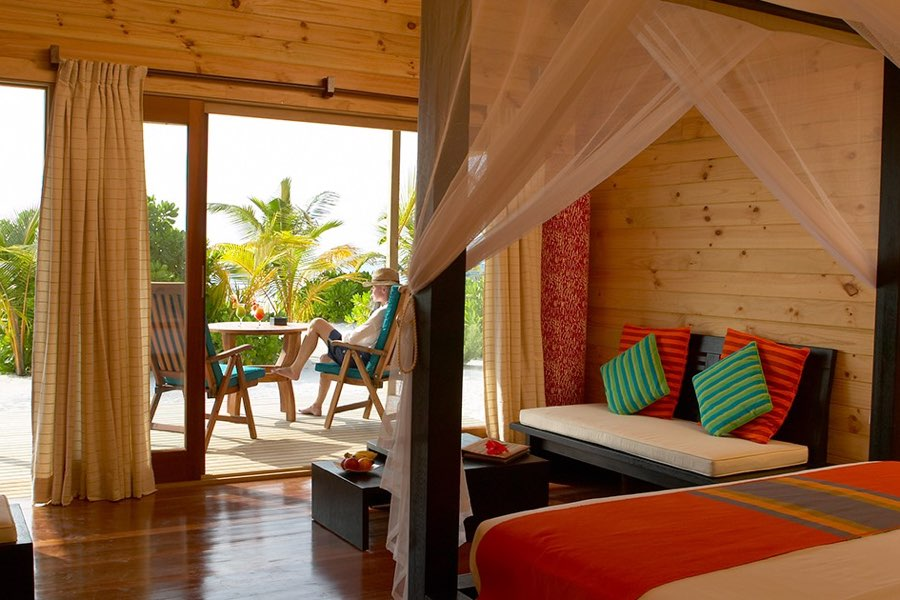 Resort Maldive Vilamendhoo Island Resort & Spa beach villa
