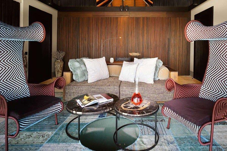 Resort Maldive Velaa Private Island romantic pool residence