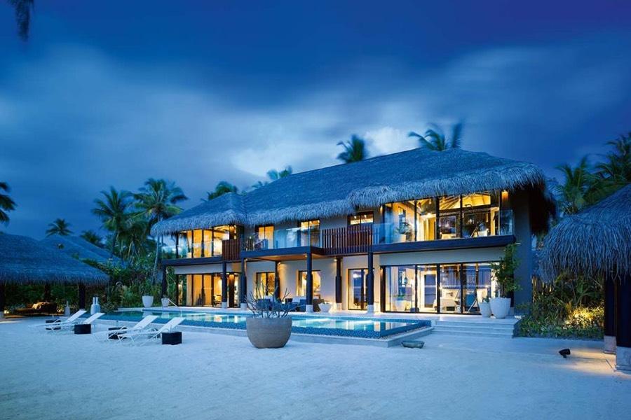 Resort Maldive Velaa Private Island velaa private residence