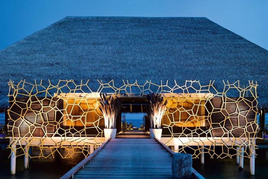 Resort Maldive Velaa Private Island ristorante Aragu Signature