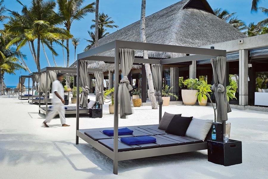 Resort Maldive Velaa Private Island ristorante Athiri