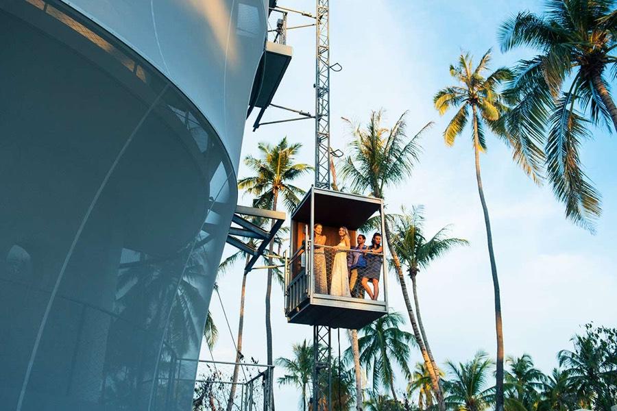 Resort Maldive Velaa Private Island ristorante Tavaru