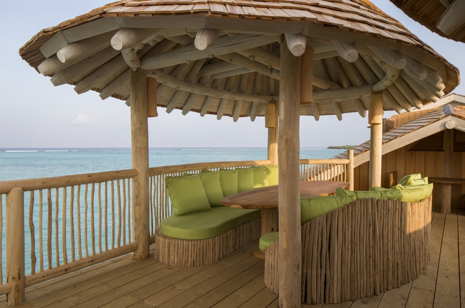 Resort Maldive Soneva Jani water retreat