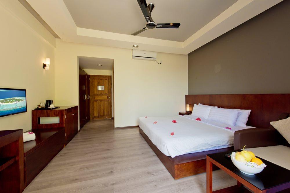 Resort Maldive Smartline Eriyadu standard room