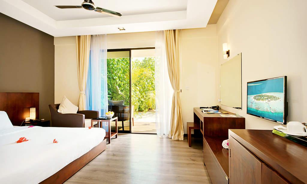 Resort Maldive Smartline Eriyadu standard single room