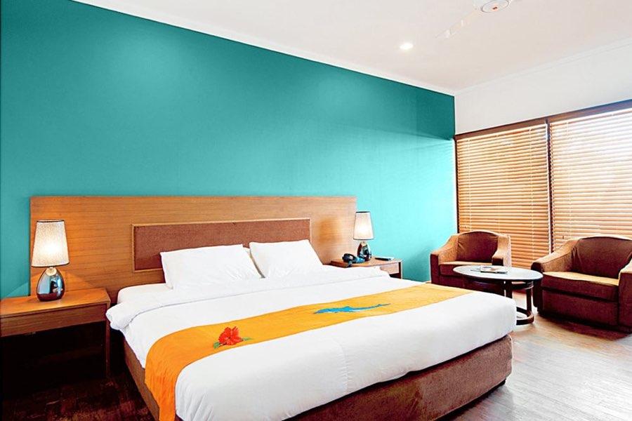 Resort Maldive Smartline Eriyadu standard deluxe single room