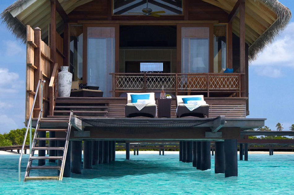 Resort Maldive Shangri-La's Villingili Resort & Spa water villa