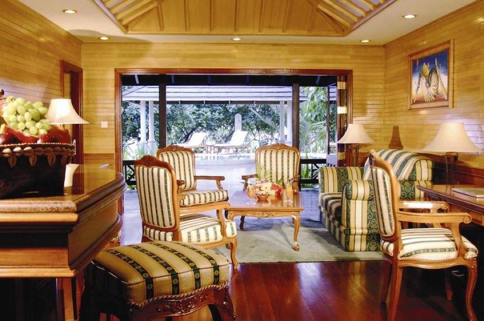 Resort Maldive Royal Island presidential suite