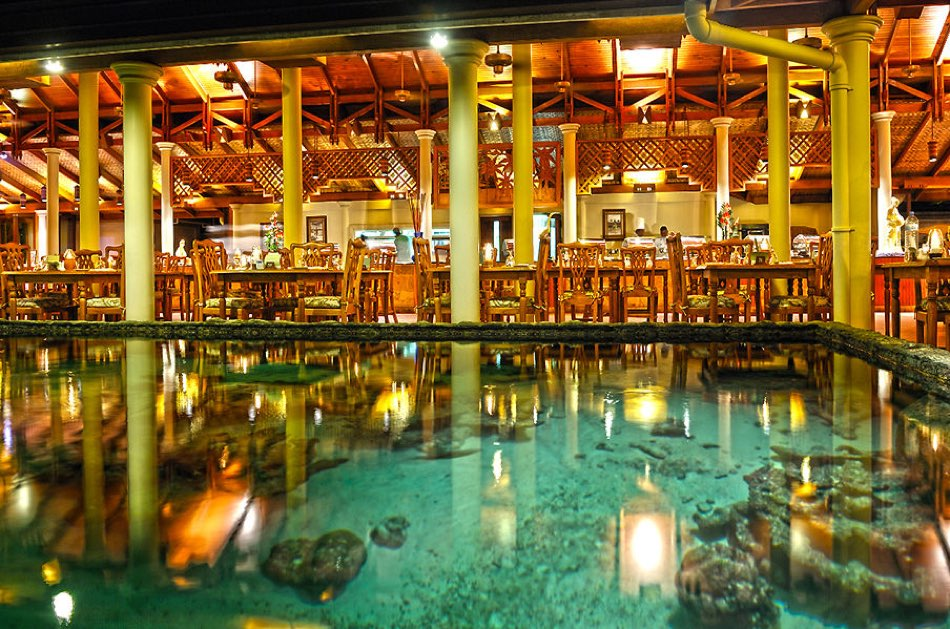 Resort Maldive Royal Island ristorante
