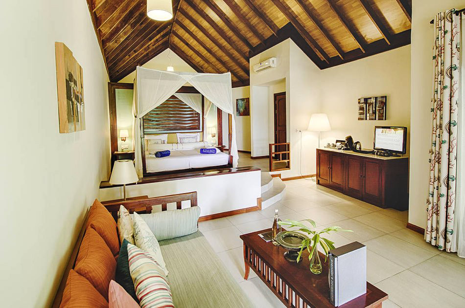 Resort Maldive Robinson Club beach villa