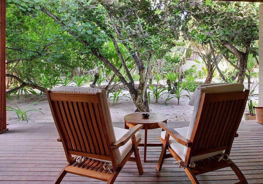 Resort Maldive Robinson Club garden villa