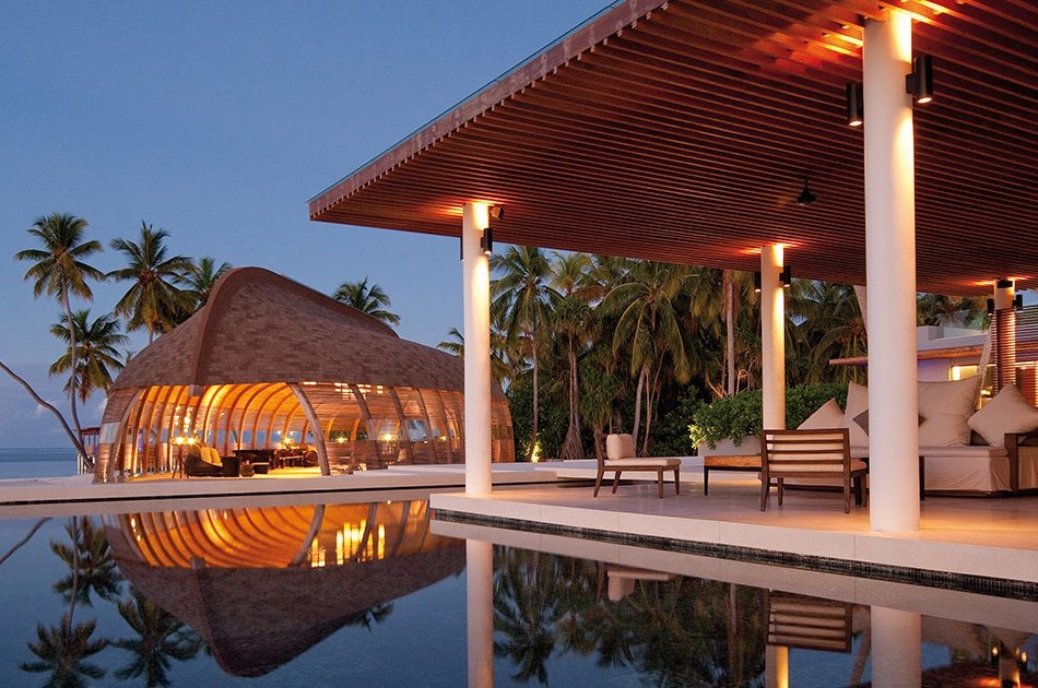 Resort Maldive Park Hyatt Maldives Hadahaa ristorante