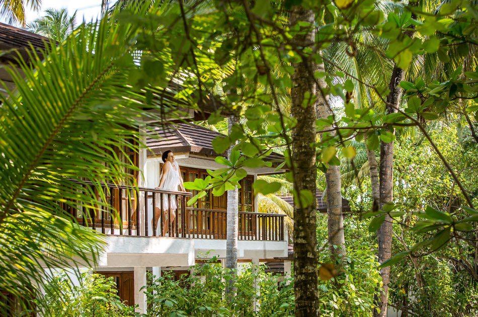 Resort Maldive Palm Beach Resport & Spa garden villa