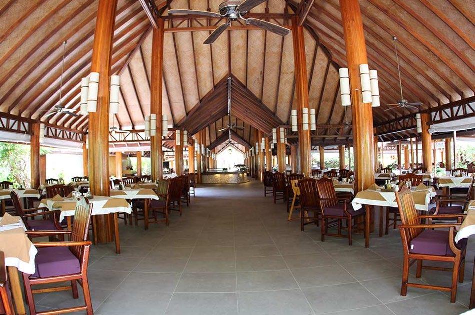 Resort Maldive Palm Beach Resport & Spa ristorante Dhandahelu