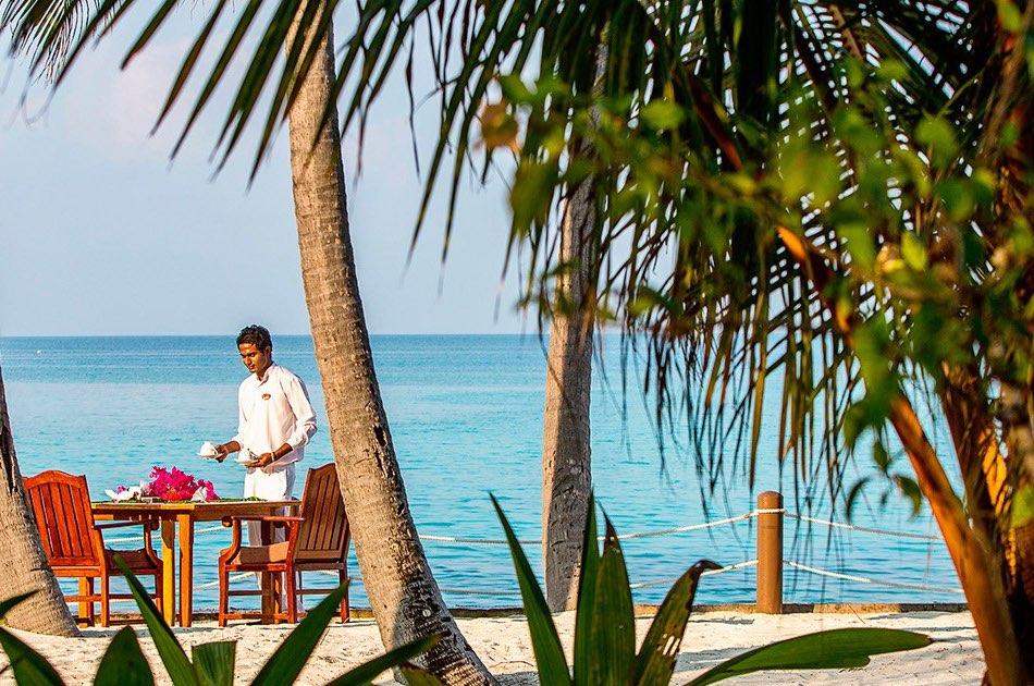 Resort Maldive Palm Beach Resport & Spa ristorante Beach bar