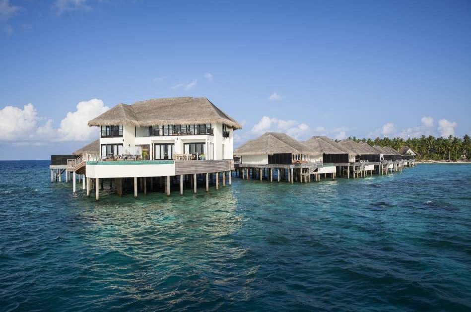 Resort Maldive Outrigger Konotta Maldives villa with private infinity pool