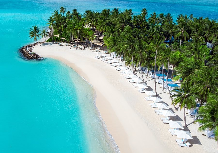 Resort Maldive One & Only Reehi Rah beach club