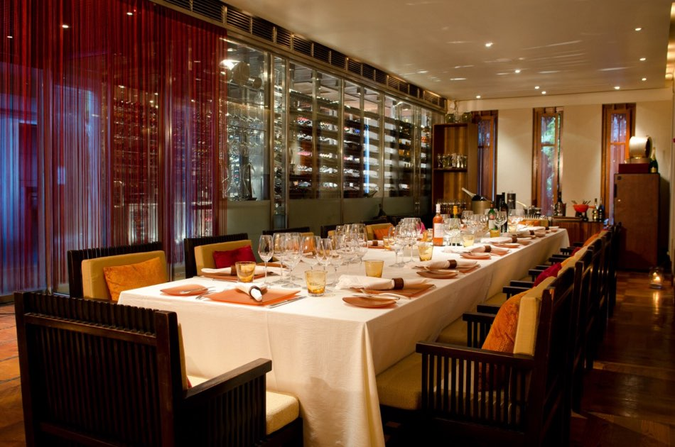 Resort Maldive One & Only Reehi Rah ristorante Epicure