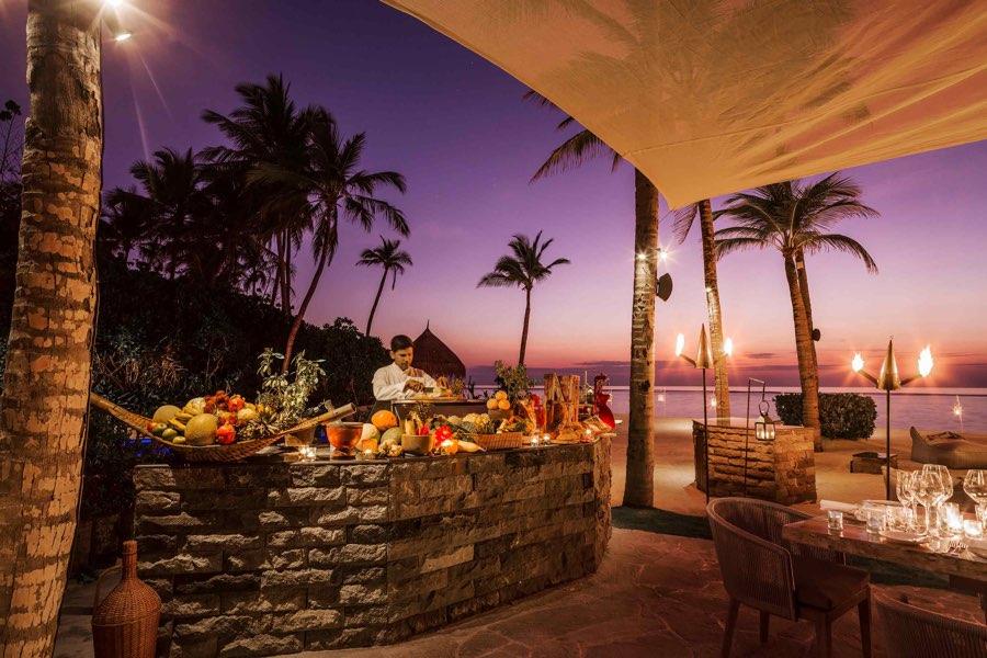 Resort Maldive One & Only Reehi Cena privata