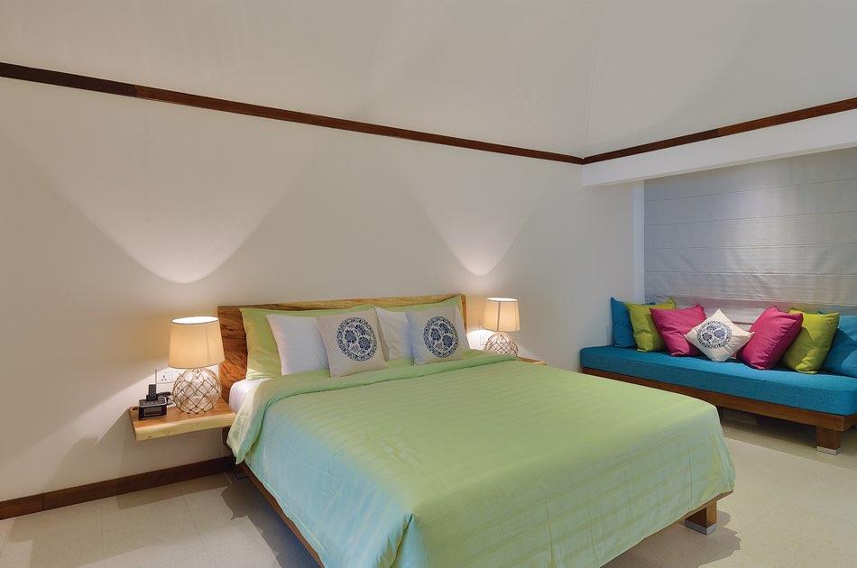 Resort Oblu By Atmosdphere at Helengeli beach villa