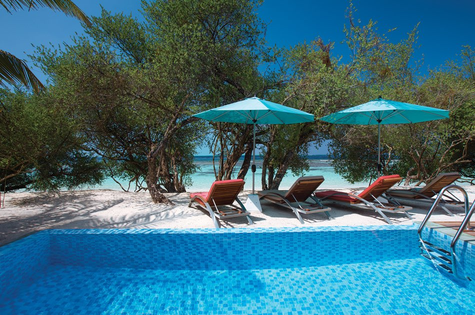 Resort Oblu By Atmosdphere at Helengeli beach suite with private pool
