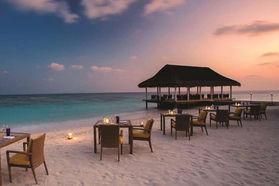 Resort Oblu By Atmosdphere at Helengeli ristorante just grill