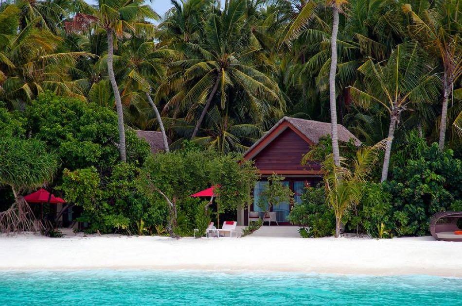 Resort Maldive Niyama per Aquum Resort beach studio