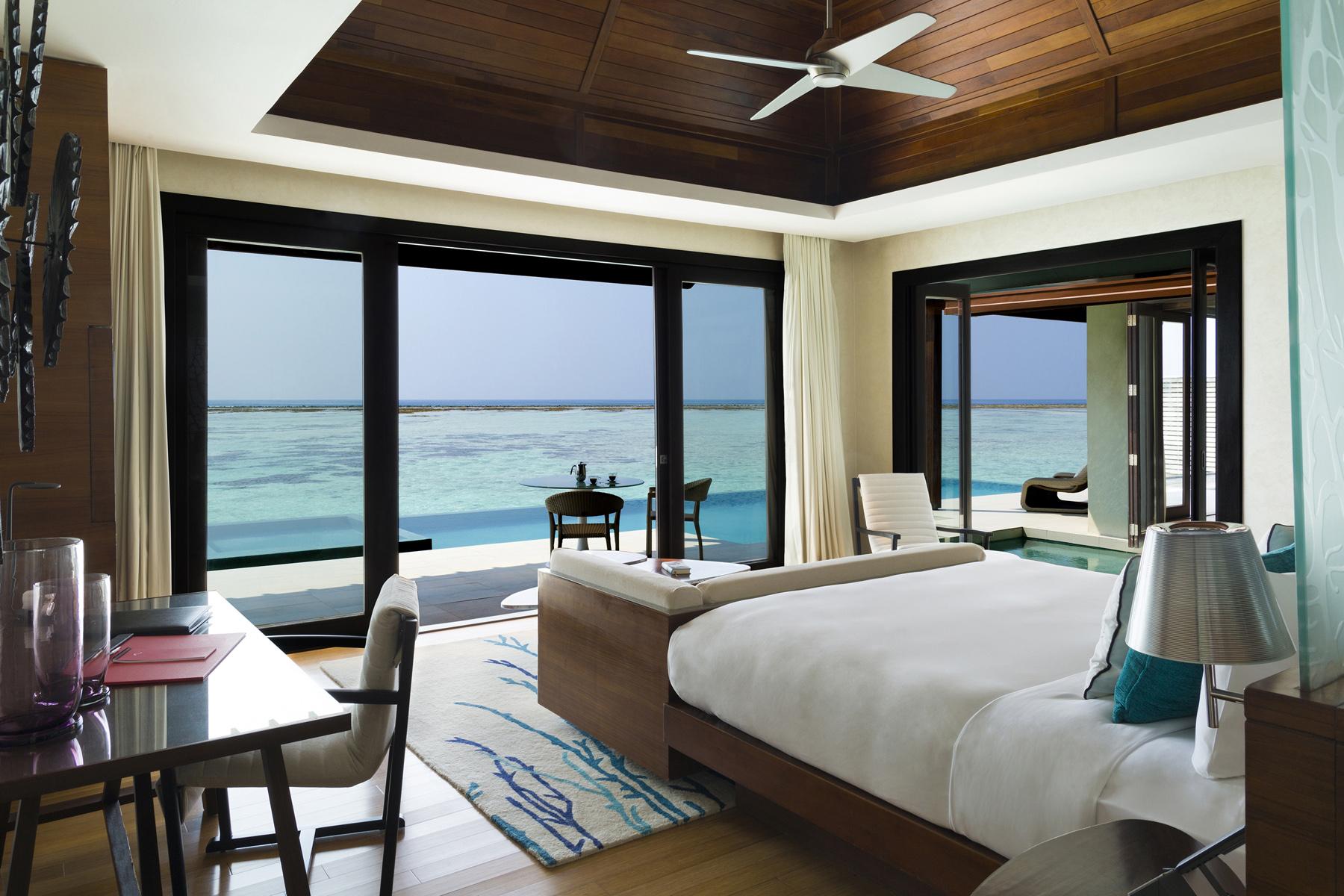 Resort Maldive Niyama per Aquum Resort one bedroom water pavillon with pool