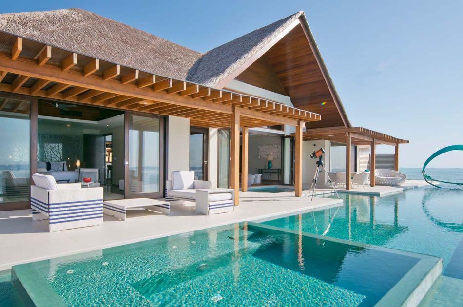Resort Maldive Niyama per Aquum Resort two bedroom ocean pavillon with pool