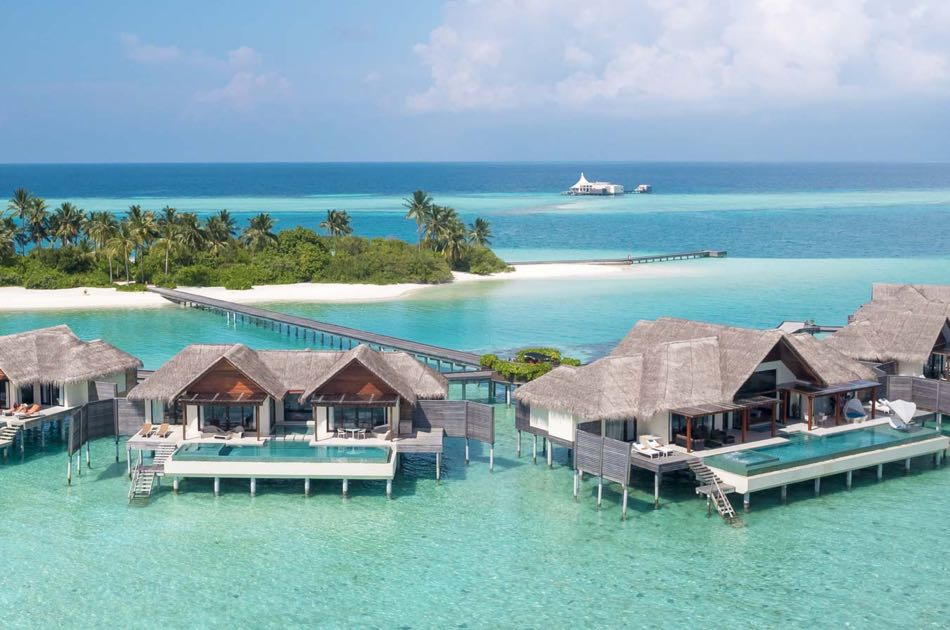 Resort Maldive Niyama per Aquum Resort the crescent