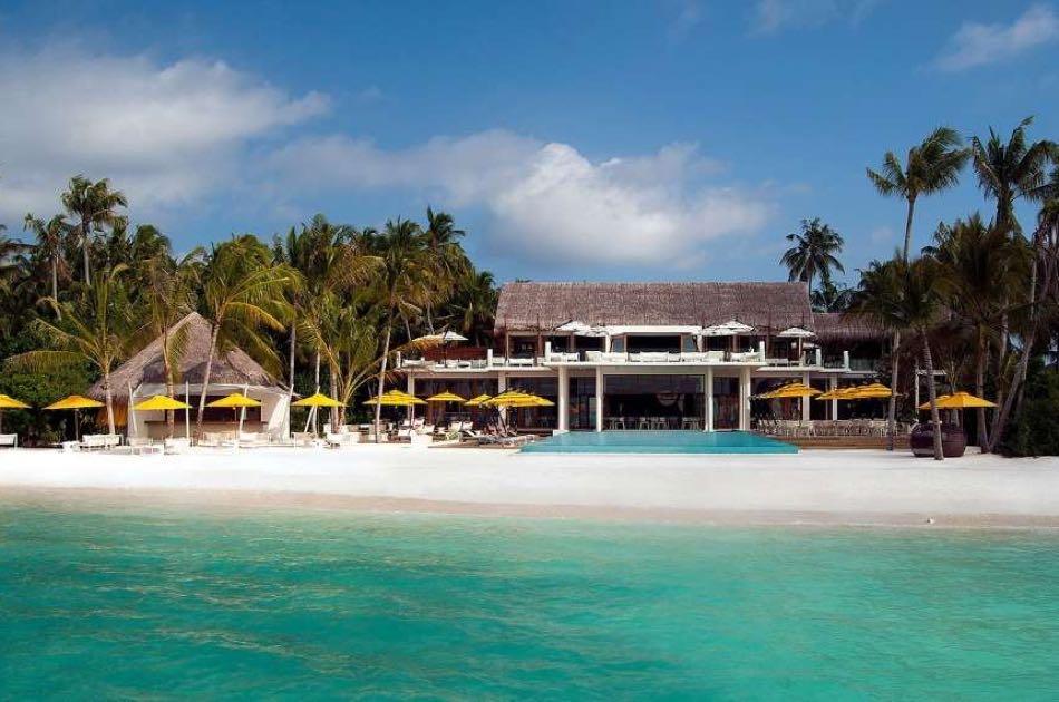 Resort Maldive Niyama per Aquum Resort ristorante Epicure