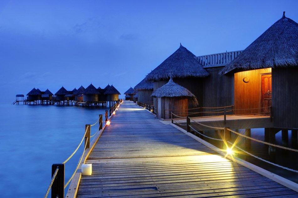 Resort Maldive Nika Island Water Villa