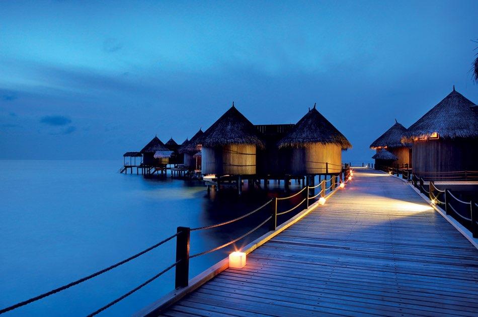 Resort Maldive Nika Island Family Water Villa