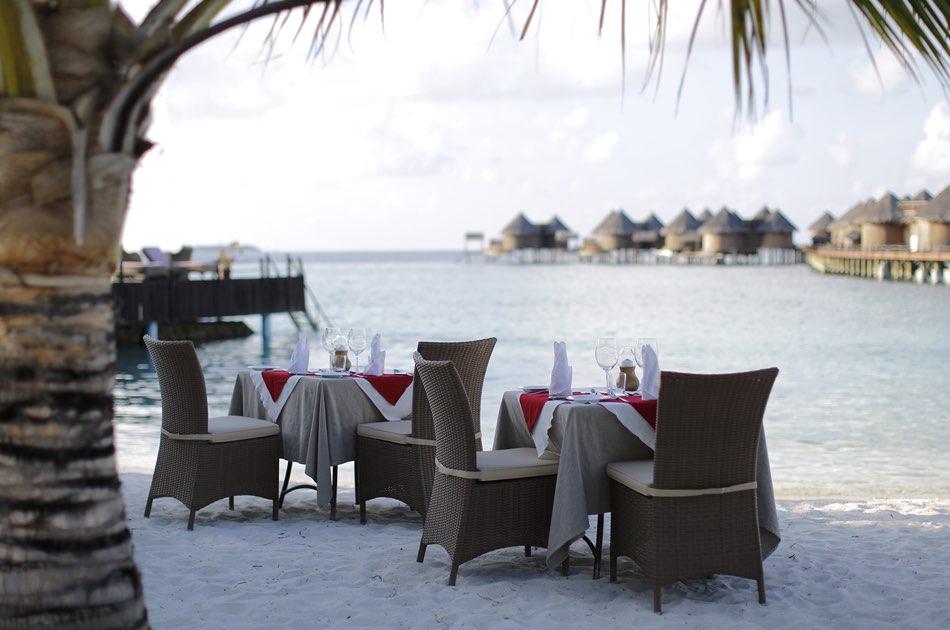 Resort Maldive Nika Island Main Restaurant