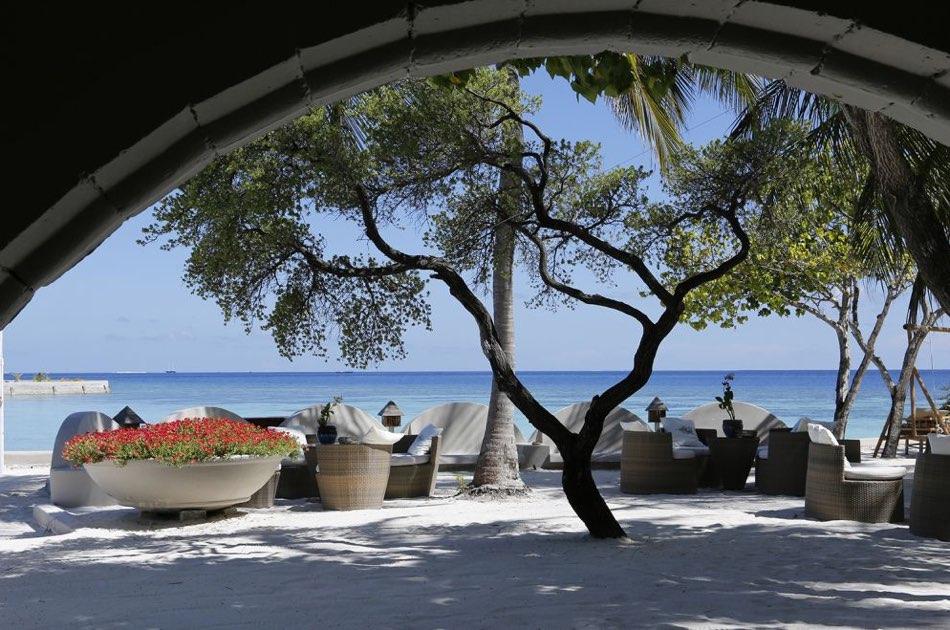 Resort Maldive Nika Island Lounge bar