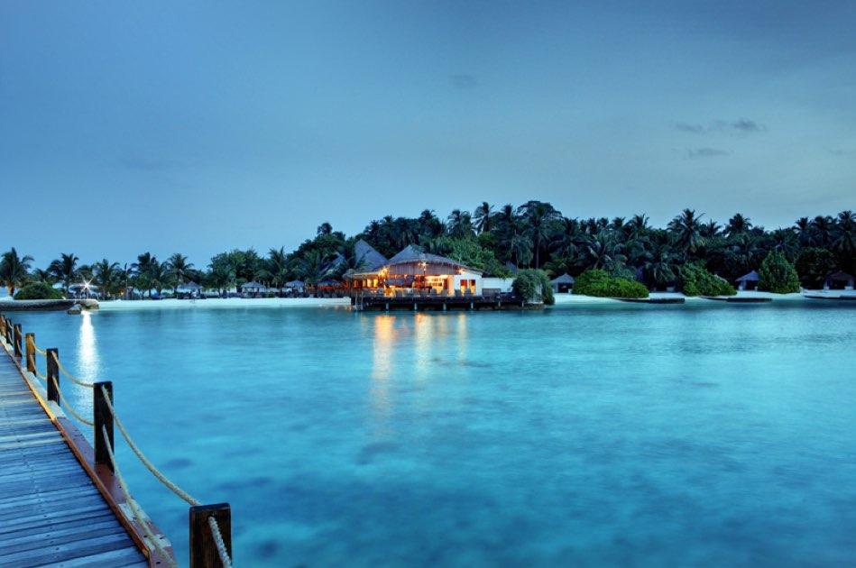Resort Maldive Nika Island Cocktail Bar