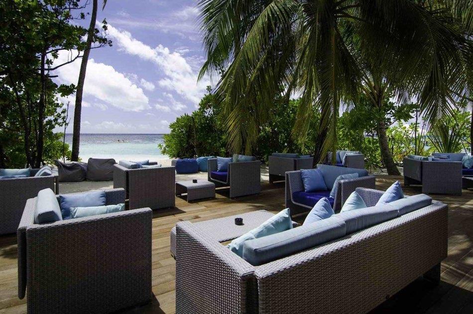 Resort Maldive Mirihi Island Resort Anba Bar