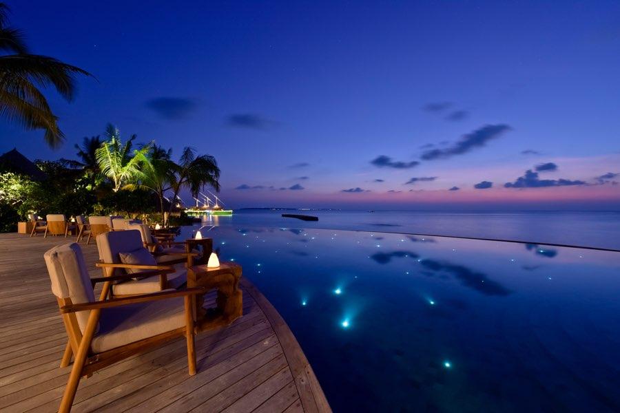 Resort Maldive Milaidhoo Island Resort ristorante