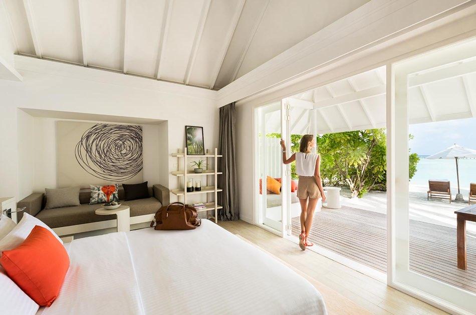 Resort Maldive Lux Maldives beach villa