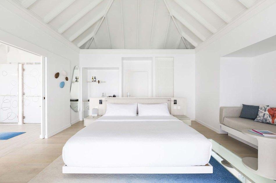 Resort Maldive Lux Maldives water villa