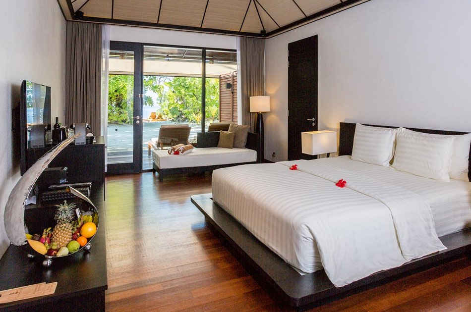 Resort Maldive Lily Beach beach villa