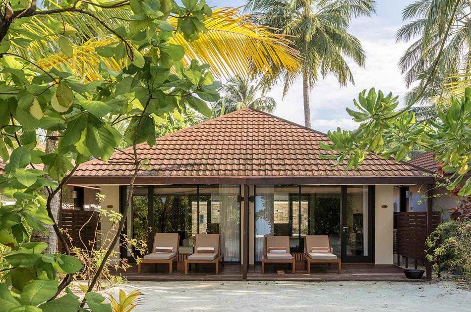 Resort Maldive Lily Beach beach family villa