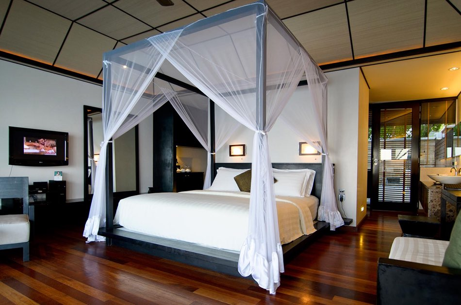 Resort Maldive Lily Beach lagoon villa