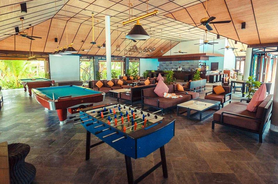 Resort Maldive Lily Beach Resort