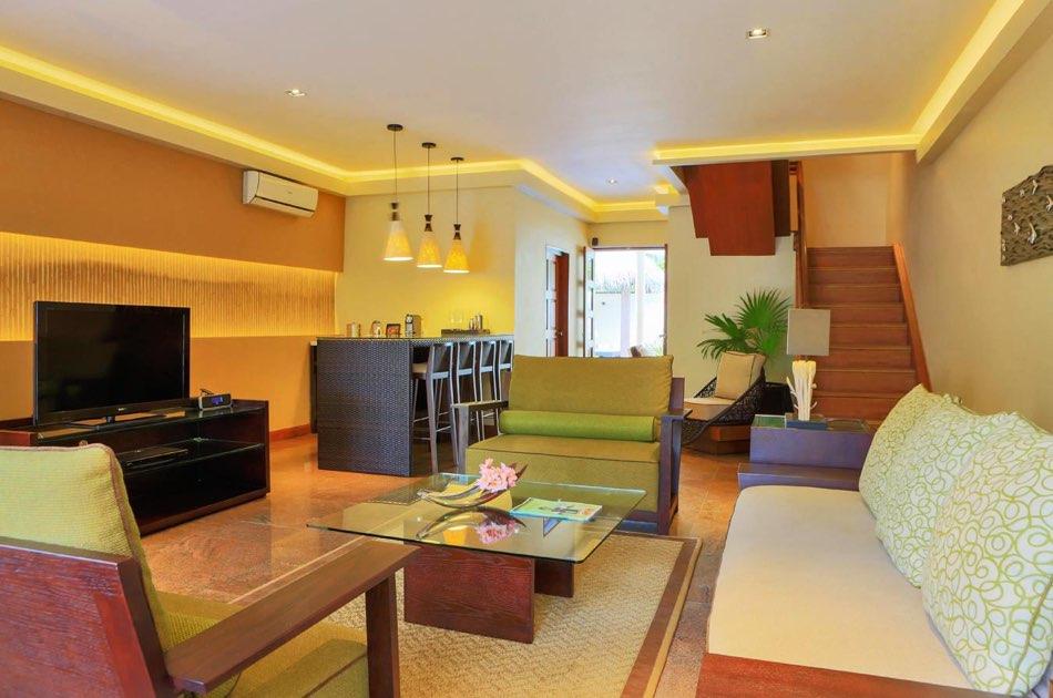 Resort Maldive Kurumba Maldives presidential pool villa