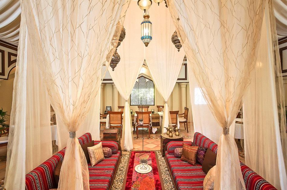 Resort Maldive Kurumba Maldives ristorante Al Qasar