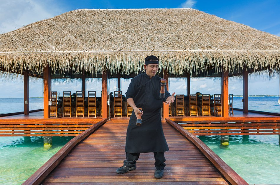 Resort Maldive Kurumba Maldives ristorante Hamakaze