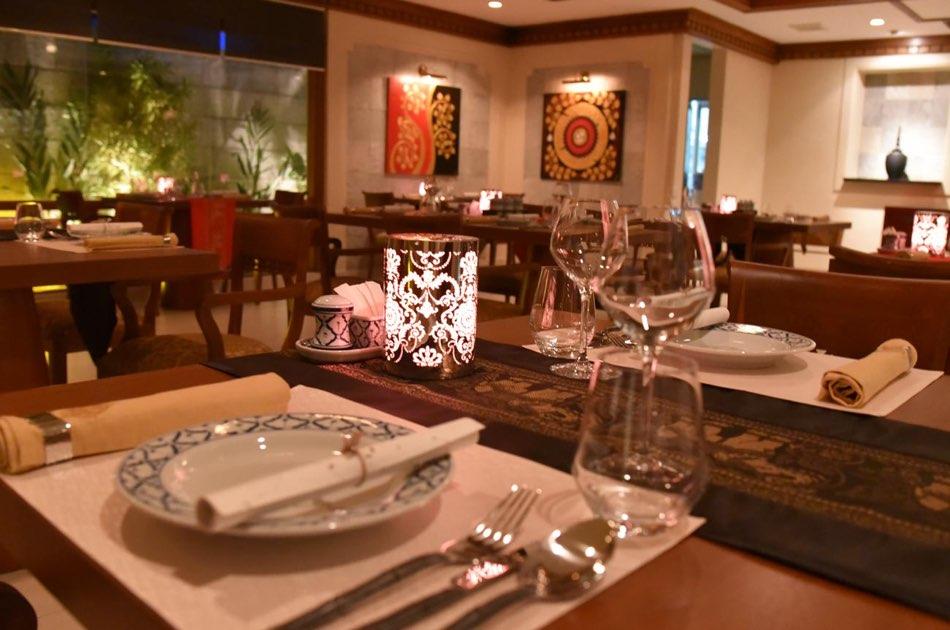 Resort Maldive Kurumba Maldives ristorante King Thai